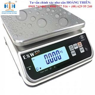 cân chống nước excell esw 30kg độ bèn cao