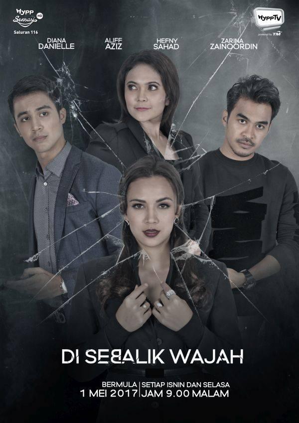 Drama Di Sebalik Wajah (2017) HyppTV Saluran 116