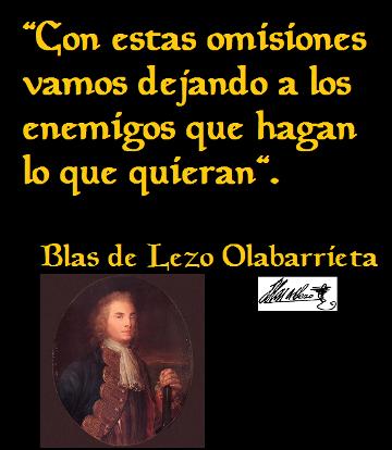 Patriotas Vascongados Frases De Blas De Lezo