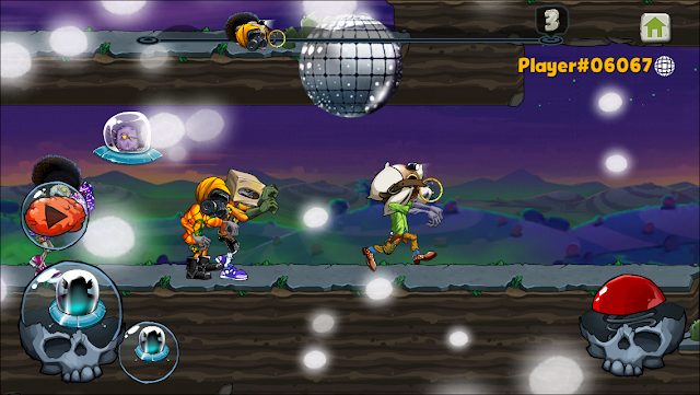 Deadly Run V1.0.20 APK for Android