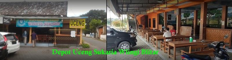 Depot Uceng Sukaria, Kuliner Blitar Yang Melegenda