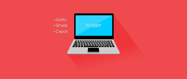 Membuat Blog Gratis Menggunakan Blogger