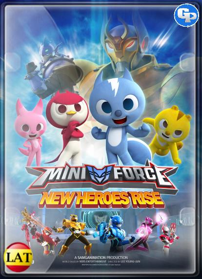 Miniforce: Los Nuevos Superhéroes (2016) LATINO