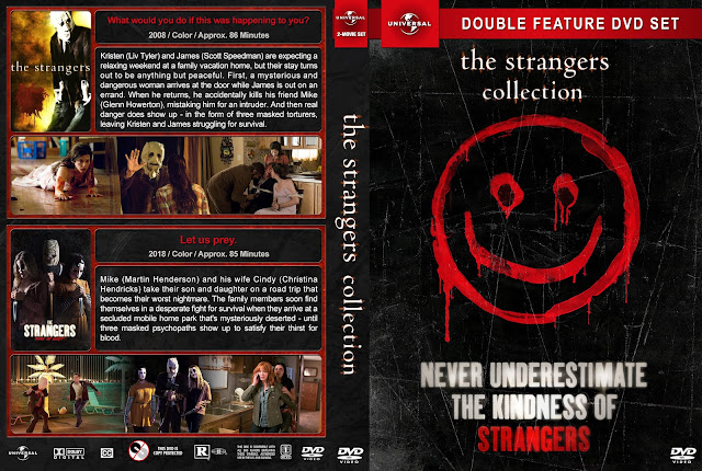 The Strangers Collection DVD Cover