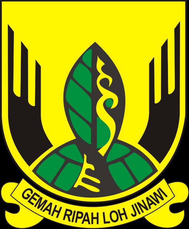 Logo Kabupaten Sukabumi Kumpulan Logo Lambang Indonesia