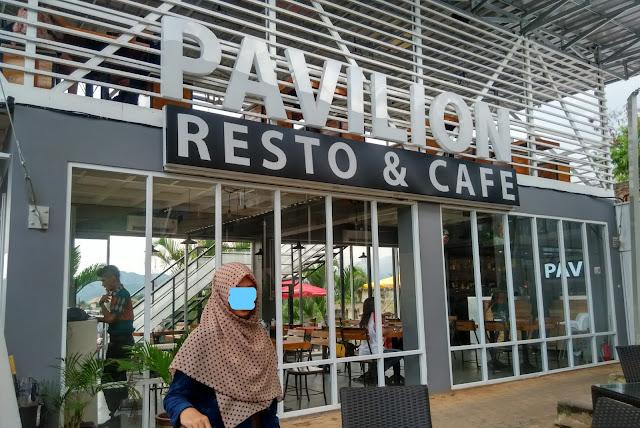 Menu Andalan Pavilion Resto & Cafe Bandarlampung