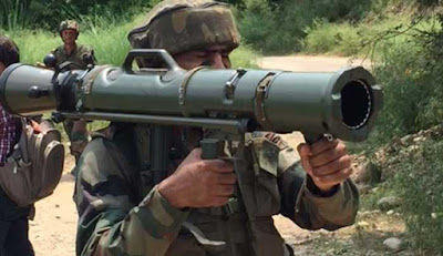 DRDO Test Fired Anti-Tank Missile