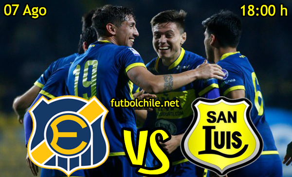 Ver stream youtube facebook movil android ios iphone table ipad windows mac linux resultado en vivo, online: Everton vs San Luis