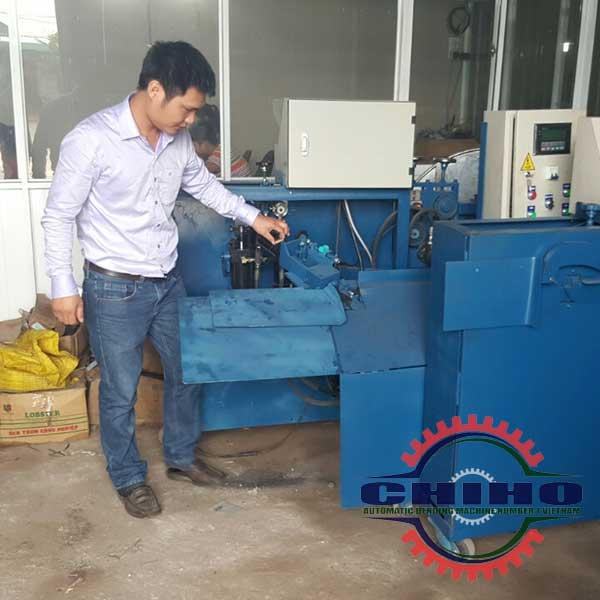 Máy cắt sắt (CHIHO) | Ưu điểm vượt trội của máy cắt sắt tự động