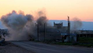 Pedesaan Hama Utara Jadi Target Rutin Serangan Rezim Syiah Suriah