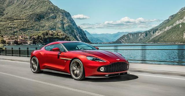 Aston Martin Vanquish Zagato - Un genuino V12