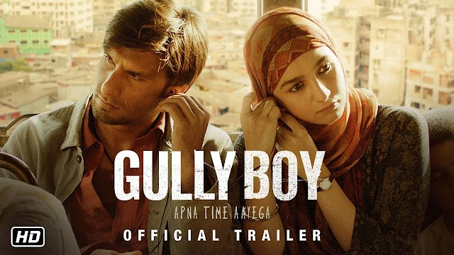 Gully Boy DvdScr Full Movie Download and Watch Online