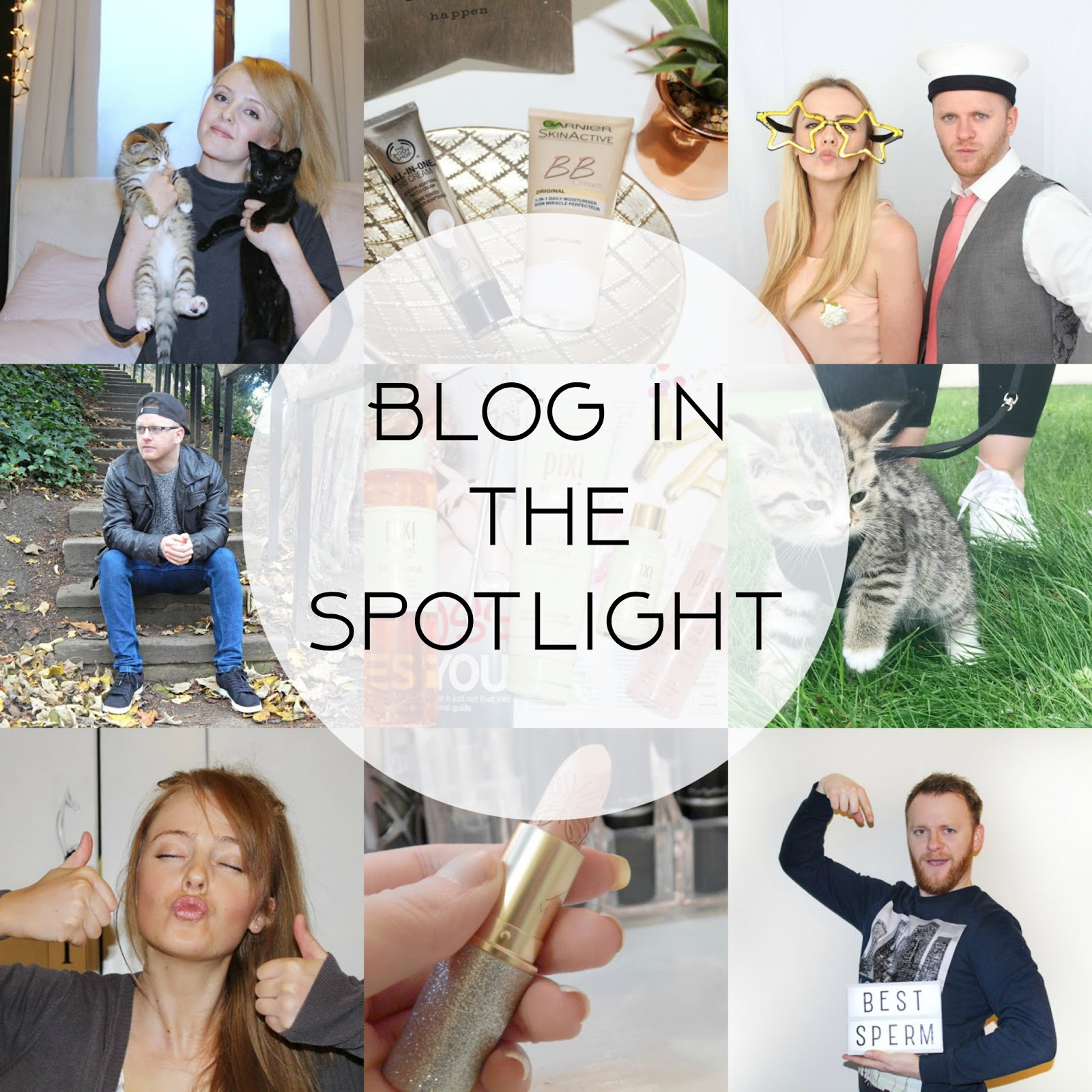 blog in the spotlight