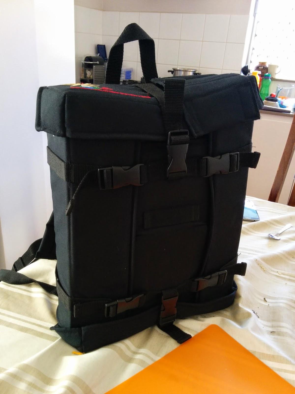 Jason F Ball: Going Portable (HF Radio)