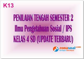 Simulasi Soal IPS Kelas 4 SD Semester 2 Terbaru