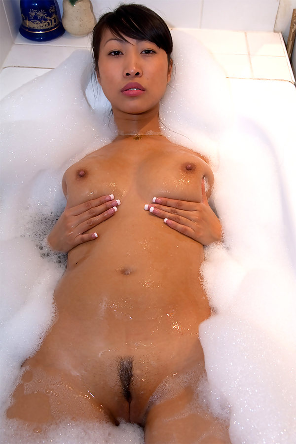 asian bath porn - Busty asian bath porn - Busty asian chick give cameraman blowjob while in  the bath xxx