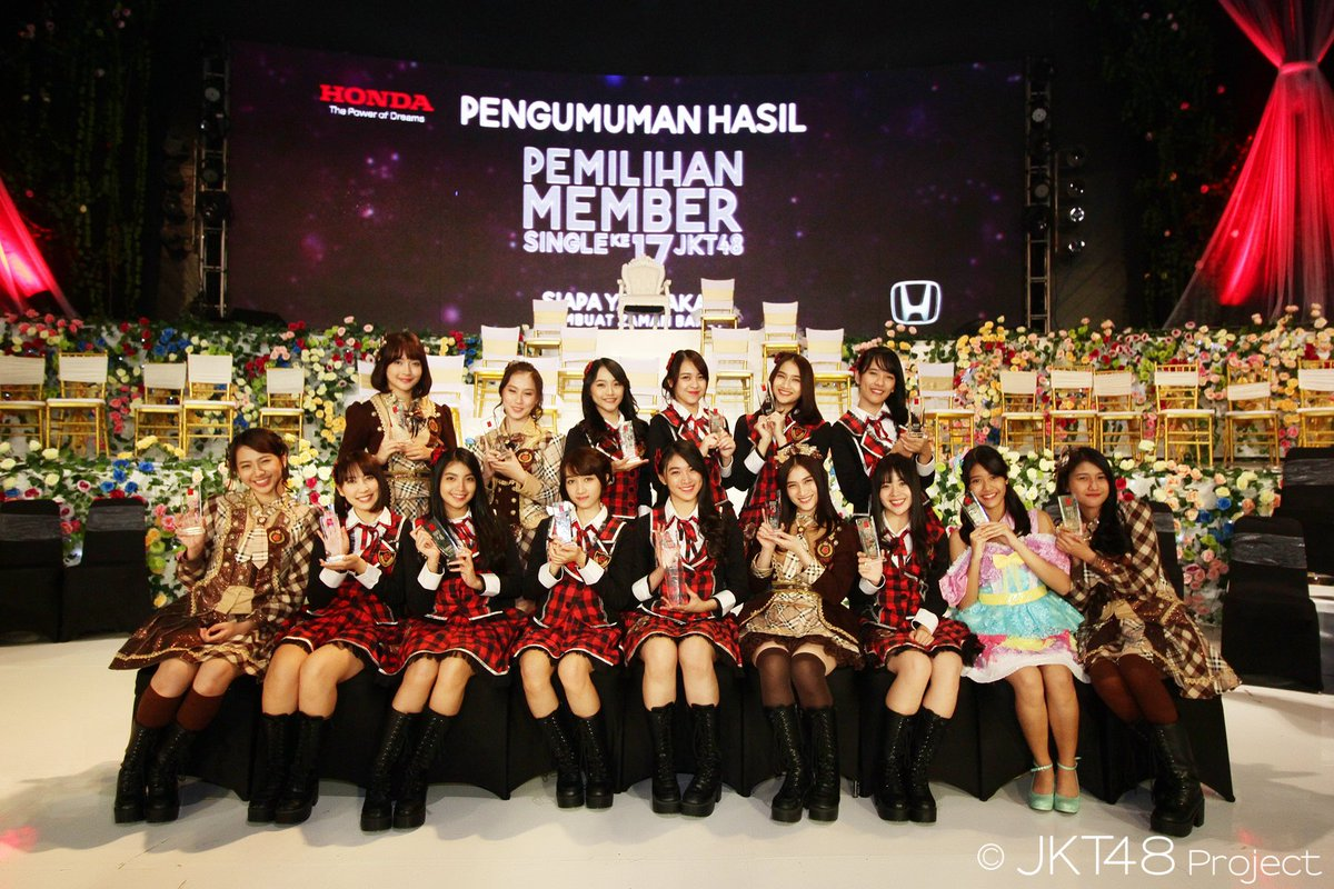 jkt48 single ke 17