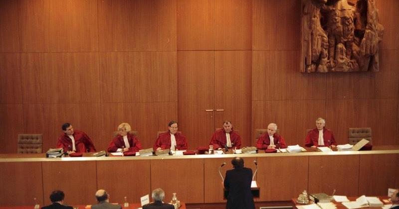 Bundesverfassungsgericht bestätigt Lug und Betrug am deutschen Volk seit über einem halben Jahrhundert!