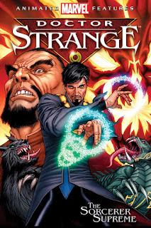 Doctor Strange (2007) – ดร.สเตรนจ์ ฮีโร่พลังเวทย์ [พากย์ไทย]