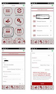 Buka Deposito Online dari Aplikasi Simobi Plus