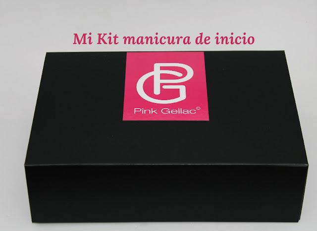 Manicura permanente Pink Gellac