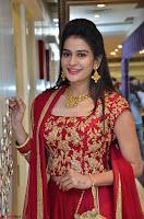Jenny Honey in Stunning Dark Red Anarkali Dress at Splurge   Divalicious curtain raiser ~ Exclusive Celebrities Galleries 096.JPG