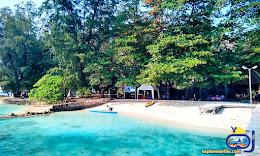 pulau resort genteng kecil kepulauan seribu