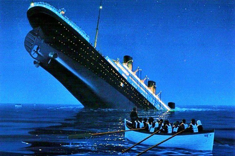 Mavi suların canavarı, batmaz denilen Titanik'te sadece 20 filika vardı.