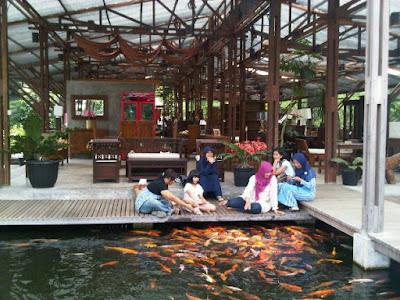 Objek wisata hits Bogor Kuntum Nurseries