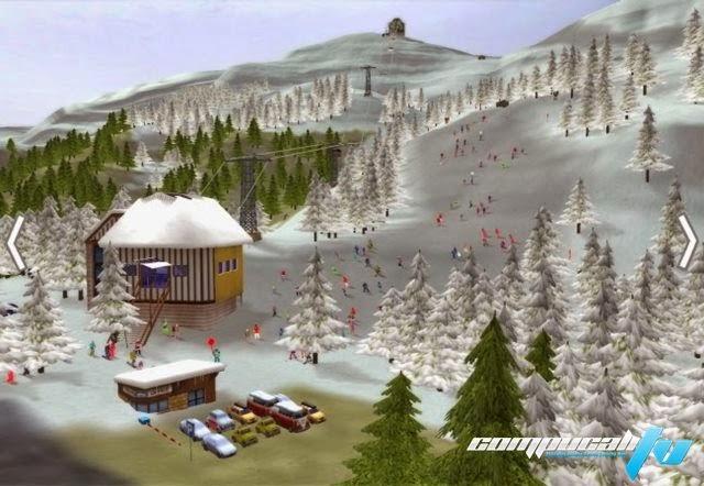Ski Park Tycoon PC Full Game