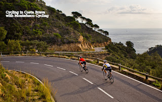 Cycling Costa Brava (Spain)