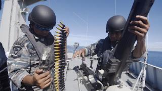RI dan Filipina Kembali Patroli Bersama