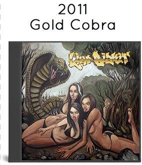 2011 - Gold Cobra