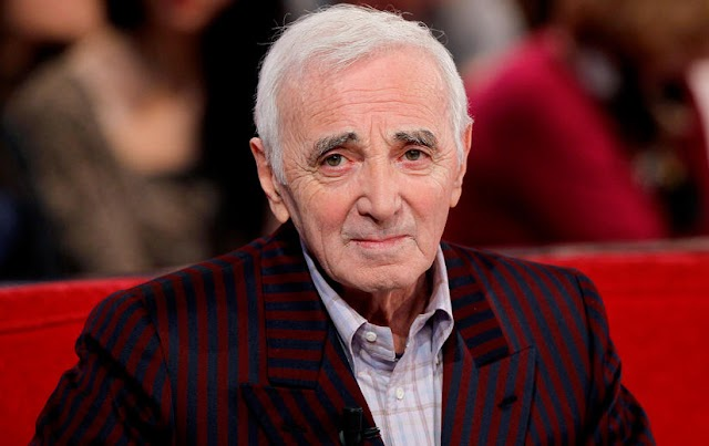 #Music : Charles Aznavour dies at 94.
