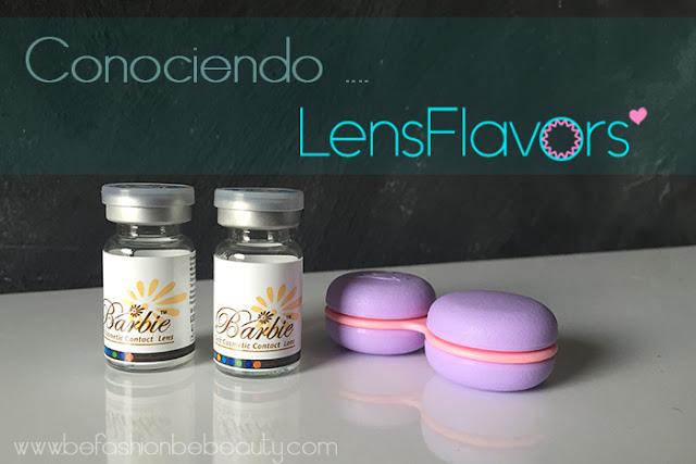 Conociendo LensFlavors