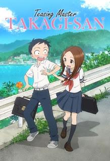 Karakai Jouzu no Takagi-san - Todos os Episódios