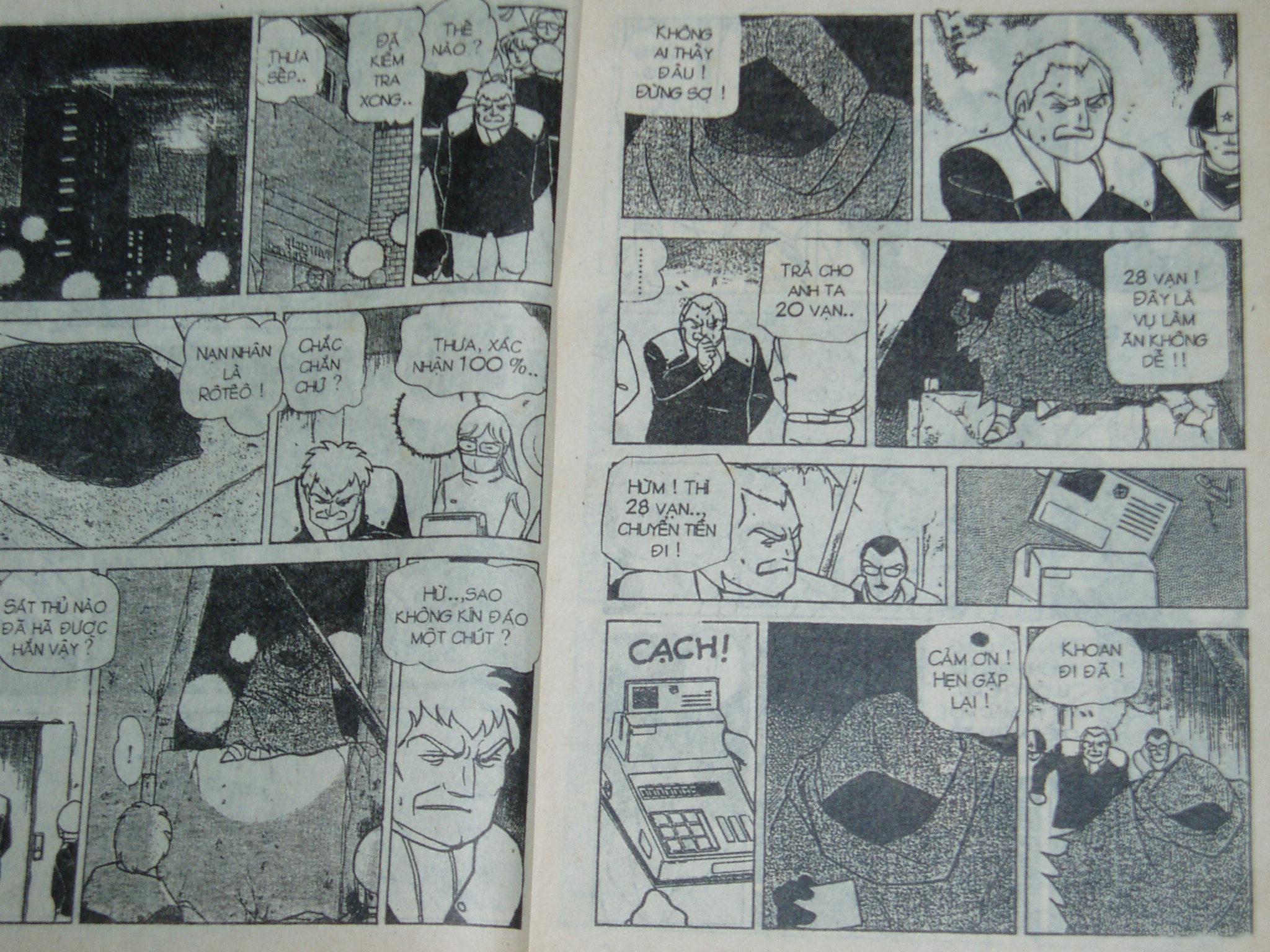 Siêu nhân Locke vol 16 trang 4