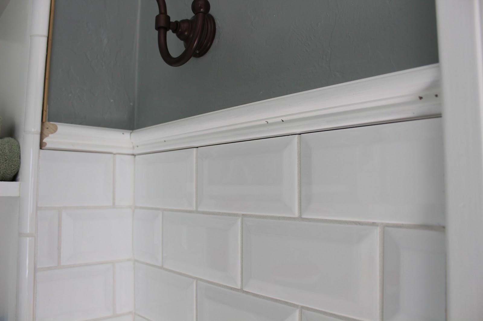 those last bathroom to do list items. Black Bedroom Furniture Sets. Home Design Ideas
