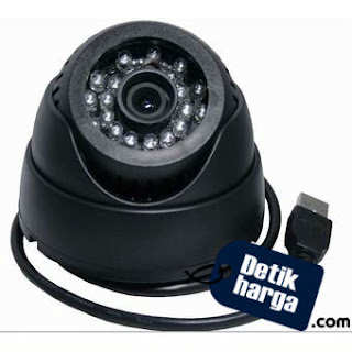 Best CT USB CCTV with Micro SD slot - Black