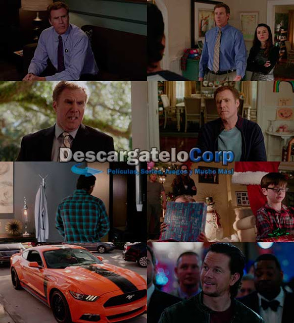 Daddys Home HD 1080p Latino