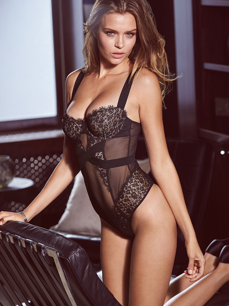 Josephine Skriver stars for the Victoria's Secret June 2015 Lookbook