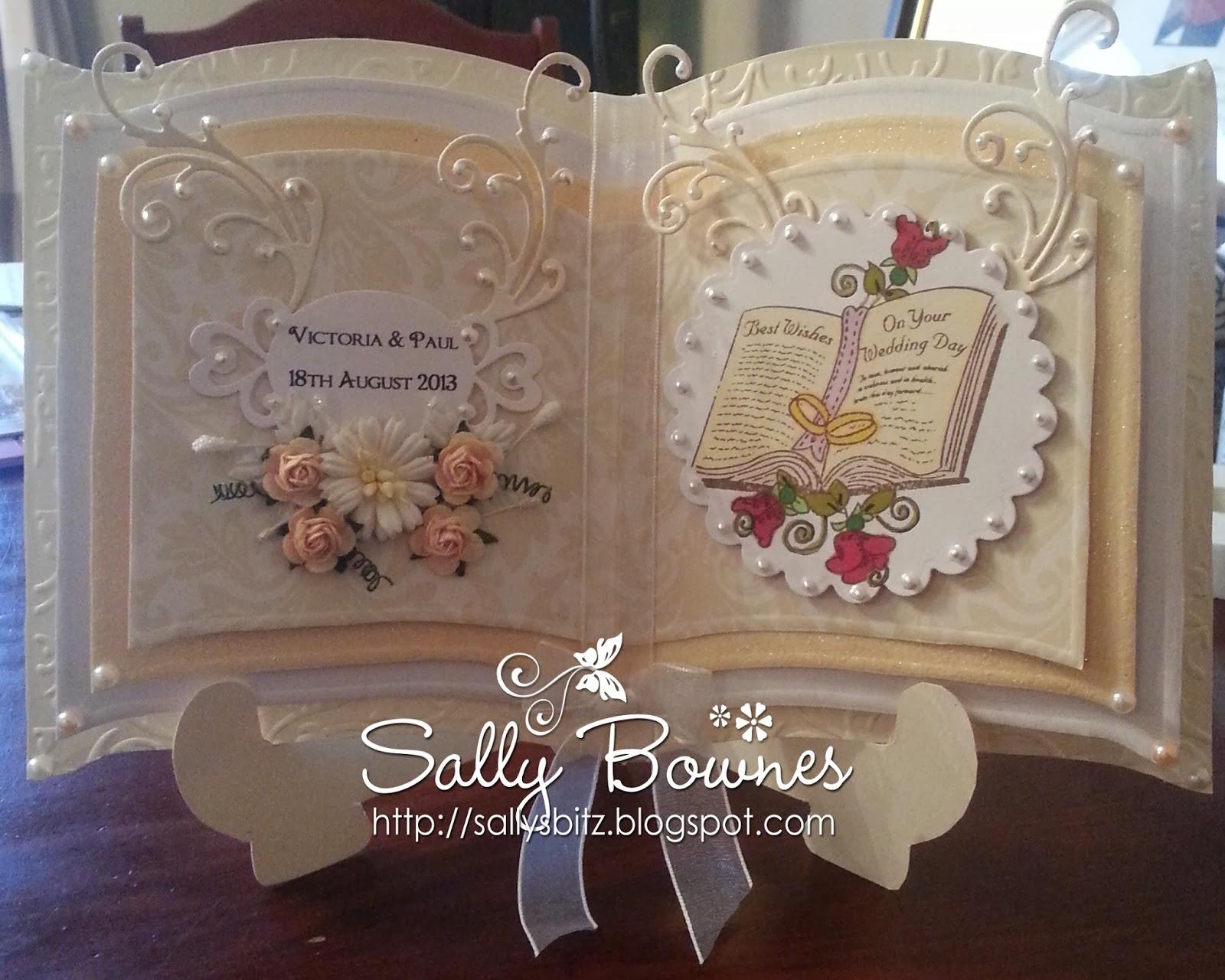 sallysbitz2 wedding card
