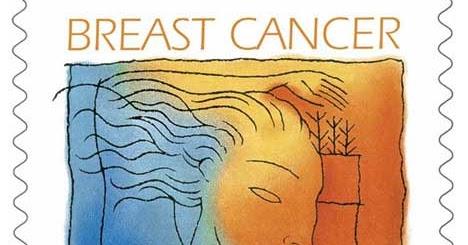 breast stamp usps cancer