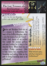 MLP The Lost Treasure of Griffonstone Series 4 Trading Card