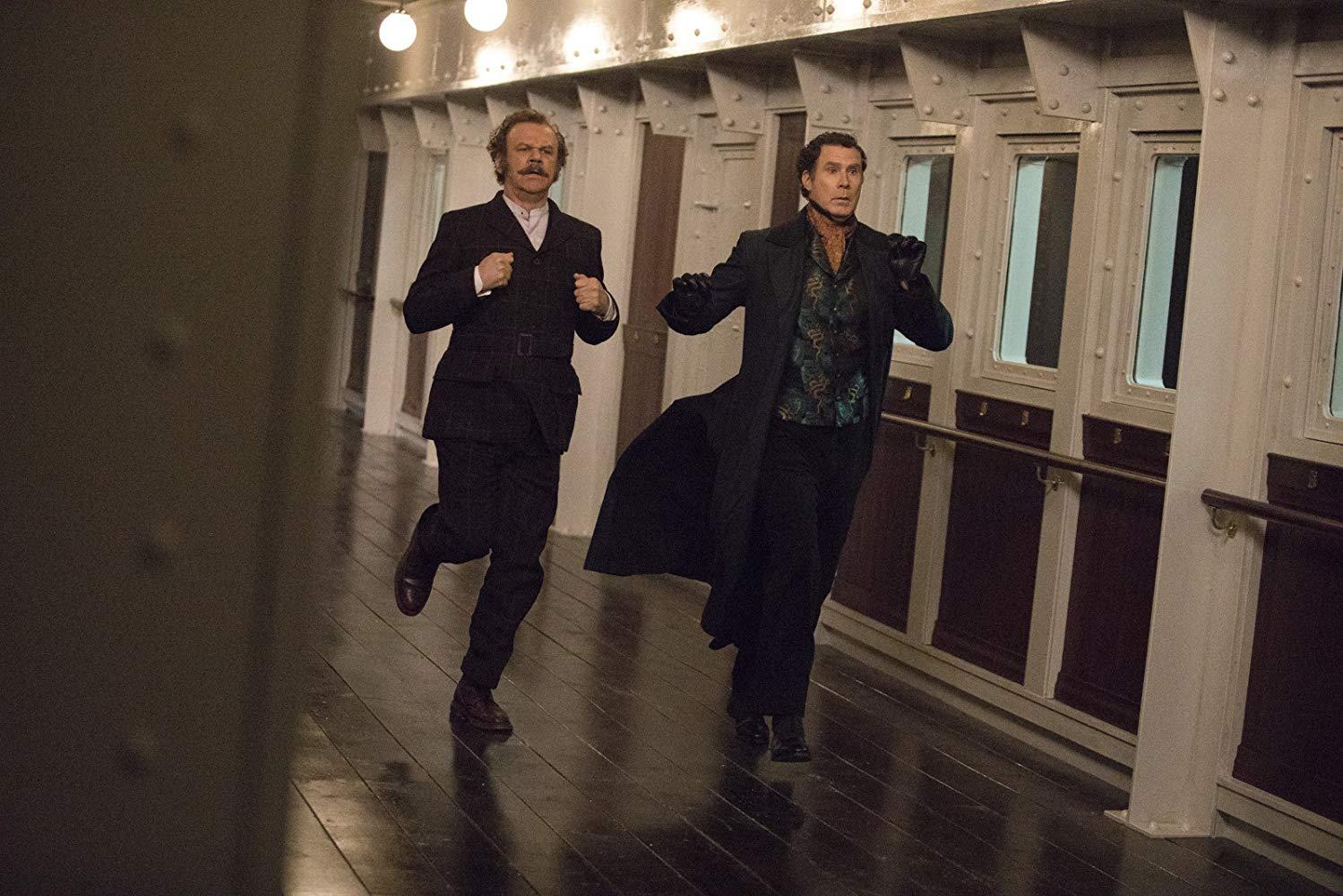 Holmes Và Watson Siêu Bựa