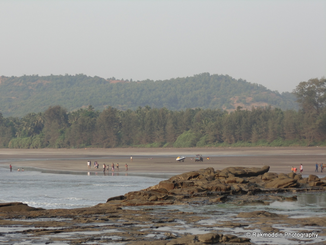 Harihareshwar Beach and Pradakshina Marg in Konkan