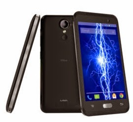 Lowest Price: Lava Iris Fuel 10, 1.3 GHz, 1GB, 8GB, 3000mAH Battery, Dual SIM, Upgraded to Android Lollipop 5 for Rs.5714 Only @ ebay
