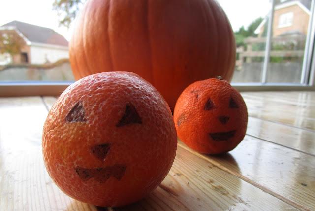 halloween, kurpitsa, oranssi, leveä ikkunalauta