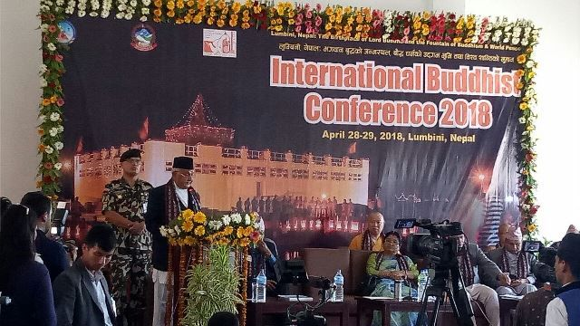 international Buddhist conference