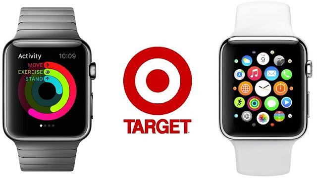 Apple Watch está chegando ao Target.com, a partir desta semana